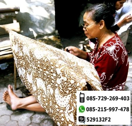Batik Tulis Giriloyo Yogyakarta