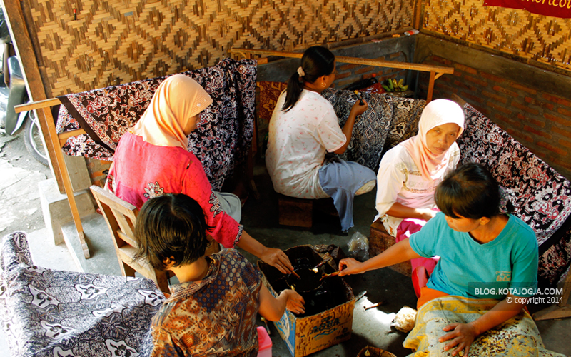 Rumah Batik Jogja