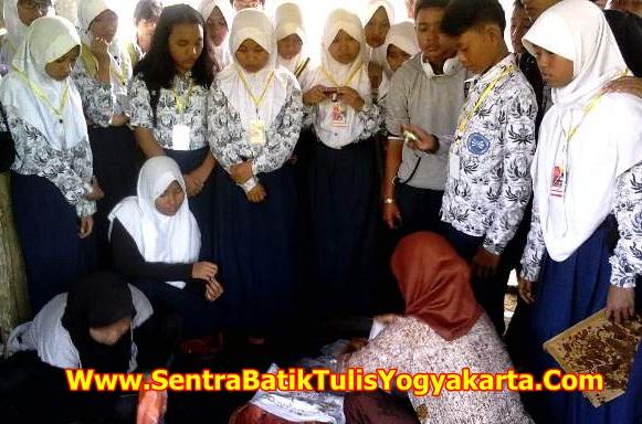 Wisata Batik Yogyakarta