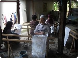 Wisata Pembuatan Batik Yogyakarta
