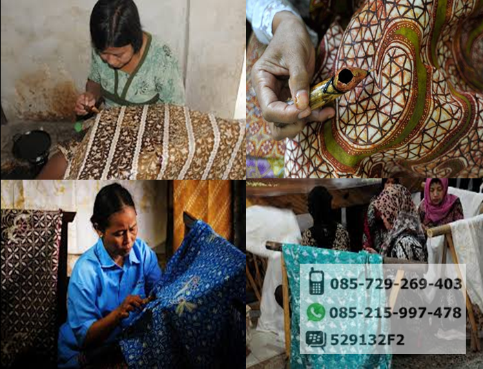 wisata pembuatan batik tulis di yogyakarta