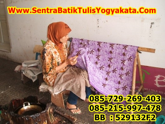 Yogyakarta Batik Tour