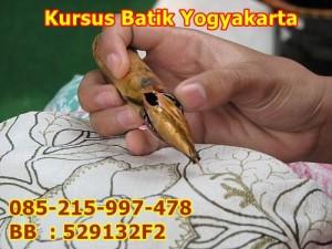 Kursus, Pelatihan, Privat batik tulis di yogyakarta