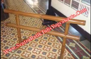 Gawangan untuk membatik tulis yogyakarta