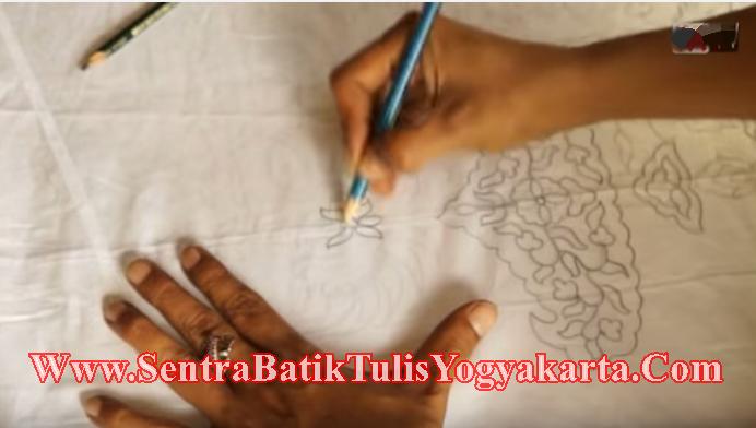 membuat desian batik yogyakarta bagi pemula