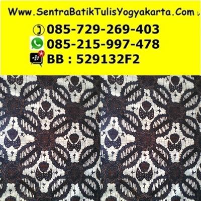 jual kain batik tulis klasik lawasan khas yogyakarta