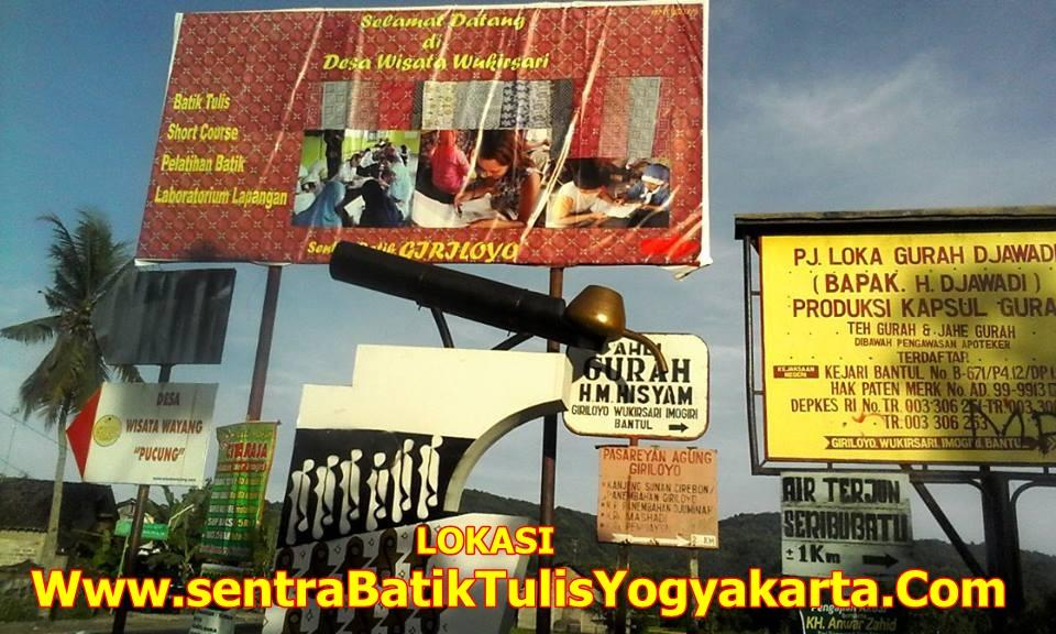 Kampung Batik Yogyakarta