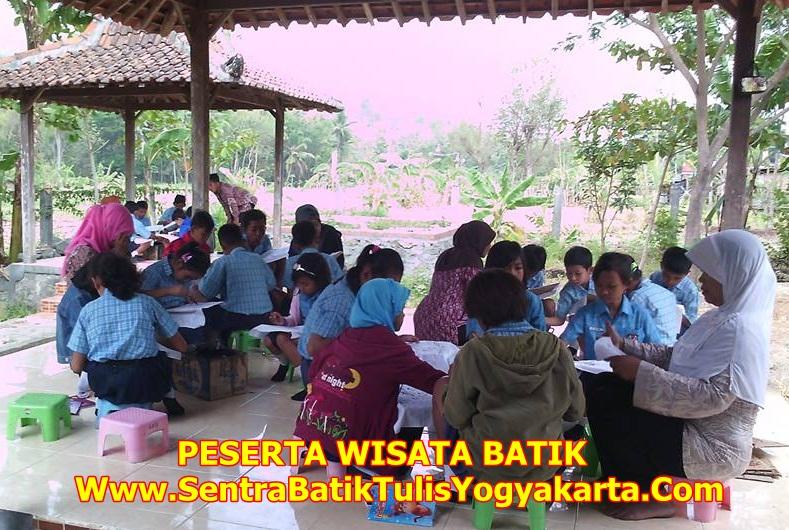 Wisata Belajar Batik Yogyakarta