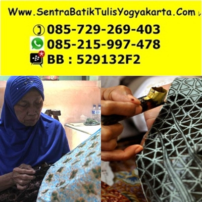 kampung kerajinan batik tulis giriloyo yogyakarta