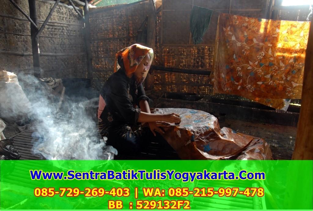 Pengrajin Batik Tulis Giriloyo