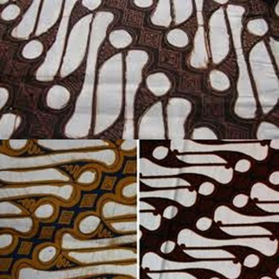 batik tulis motif parang barong khas jogja