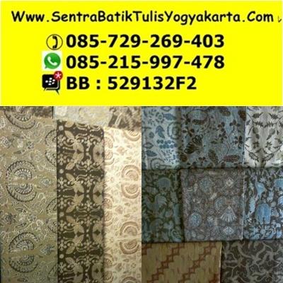 jual batik tulis warna alam asli yogyakarta