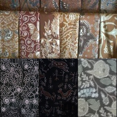 motif batik kontemporer modern yogyakarta